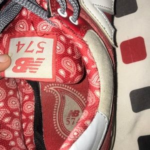 new balance 574 SPECIAL!!
